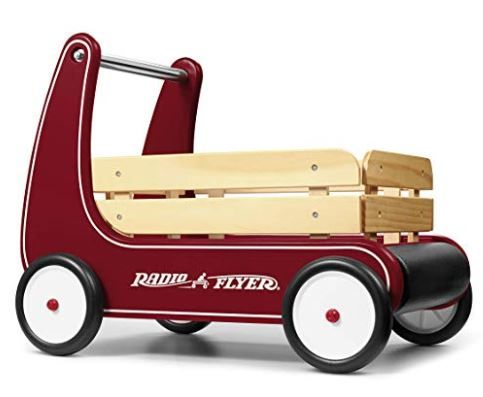 Radio Flyer Classic Wagon - Best push walker