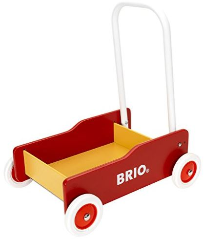 Wooden push cart - amybabyreview