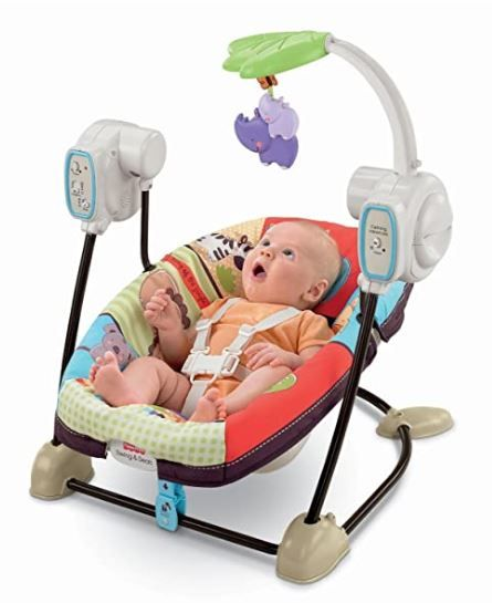 portable swings for babies