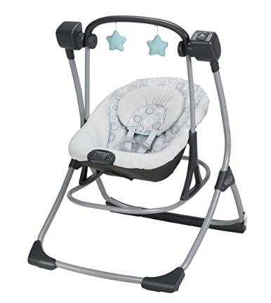 Graco Cozy Duet Baby Swing