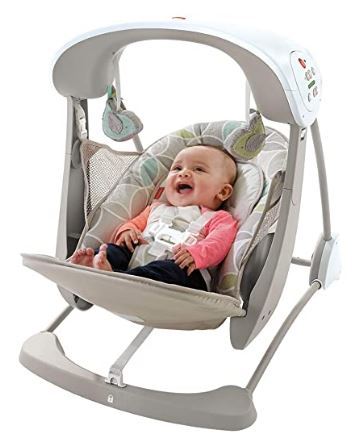 Deluxe Take-along Seat (Fisher Price Travel Swing)