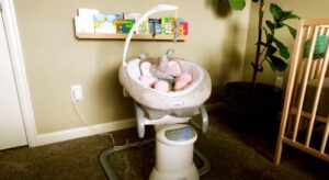 Safety Guidelines to keep baby safe when in infant swings