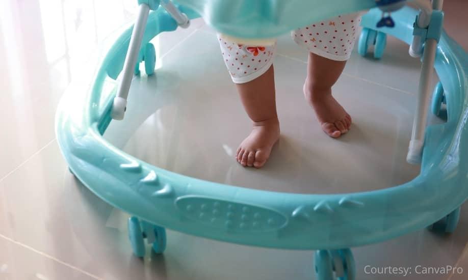 Best baby walker for short legs