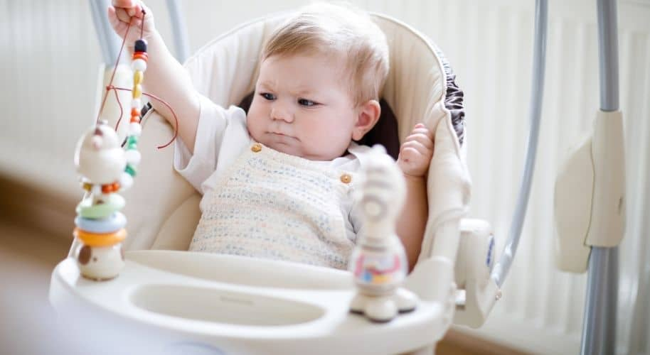 Important things to know about baby swings