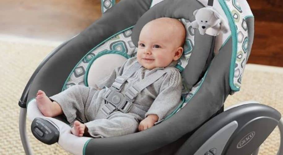 Baby Swing For Over 25 Lbs