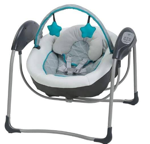 Graco Glider Lite Plug-in Infant Swing
