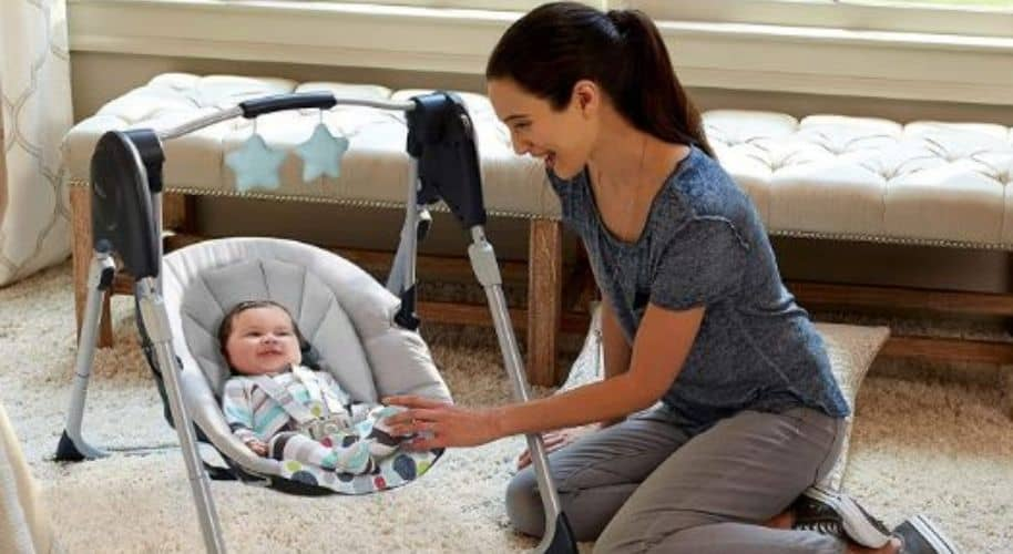 What To Look For In The best baby swing for reflux
