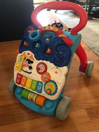 Things To Consider Before Buying The Best Baby Walker For Hardwood Floors