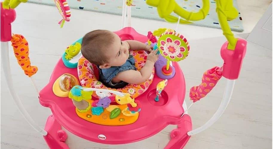 Best baby bouncer walker featured