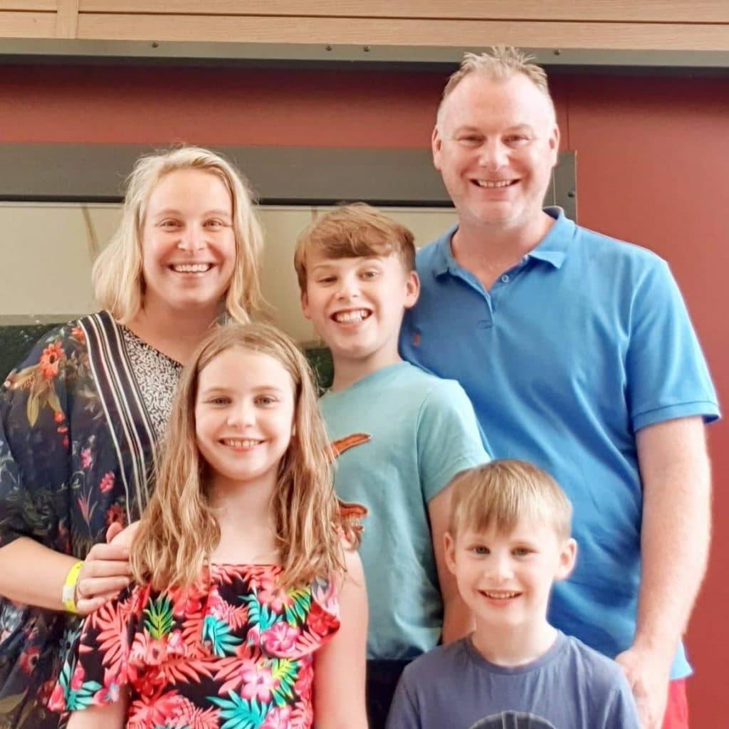 Jenny's family