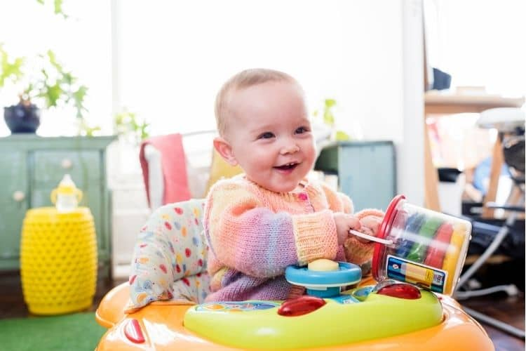 What Is A Baby Walker?