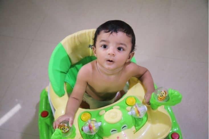 The Pros And Cons Of A Baby Walker