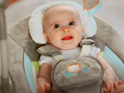 How to use a baby swing safely
